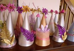 Party hats.