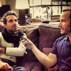 Jason Bentley interviews Jannis from Choir of Young Believers for the Broadcast from SXSW for MBE. Check it out http://sxsw.kcrw.com