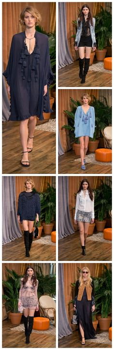 First Look: HM's Spring 2014 Collection #nyfw #mbfw