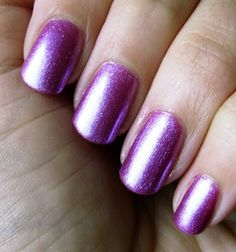 China Glaze  Anklets Of Amethysts | #EssentialBeautySwatches | BeautyBay.com