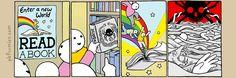 Book World by Nicholas Gurewitch