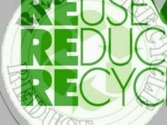 The Three R's - Reduce , Reuse, Recycle - Same song as other video with different visuals