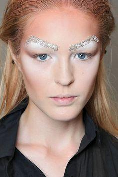 @ manish arora #face #makeup