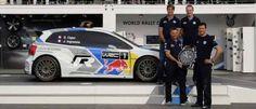 TAG Heuer, proveedor de VW Motorsport Los relojes y gafas de la firma suiza llegan al mundo de los rallyes y se convierten en aliado de los Campeones del Mundo.