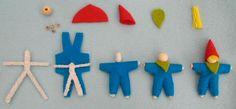 bendi doll, crafti, waldorf idea, waldorf dolls, gnome, craft tutorials, doll inspir, dance crafts, kids toys