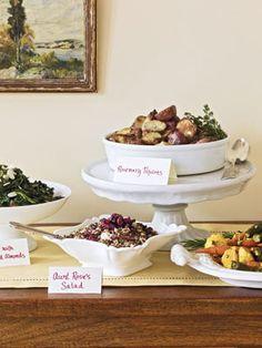 Thanksgiving dinner tips to make it easy