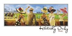 Kentucky Derby artwork