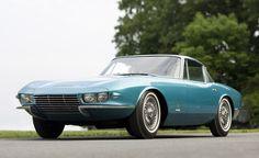 1963 Corvette Rondine concept car