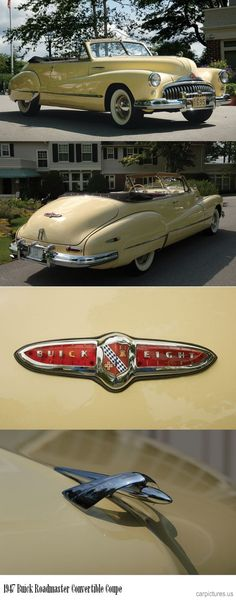 1947 Buick Roadmaster Convertible Coupe. http://carpictures.us/