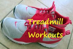 Collection of Treadmill Workouts: Different distances, speeds, inclines, intensity