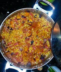 Mediterranean Lentil Soup!