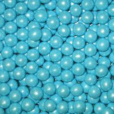 Shimmer Powder Blue Sixlets