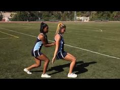 Cheer Tumbling: Tumbling Basics and Drills to give beginners.. can do these drills with a partner.