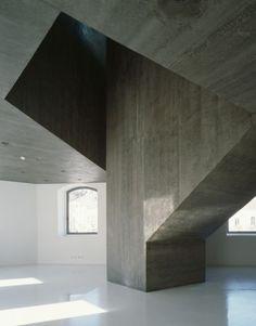 Casa Dos Cubos/ Embaixada arquitectura