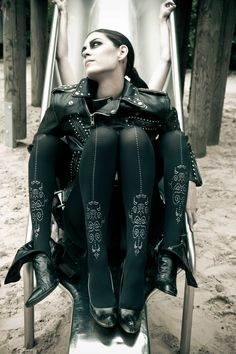 Zohara fashion legwear 2012