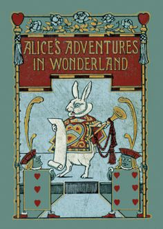 Alice's Adventures in Wonderland, art print, art.com