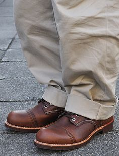 red wing iron ranger - Google Search