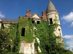 Eerie Indiana: Abandoned Ouerbacker Mansion, Louisville, Kentucky