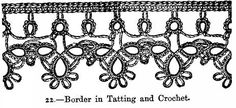 this site has lots of vintage tatted patterns.