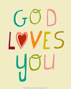 God <3's You