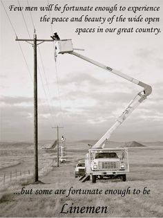 ....excellent..... lineman wife, linemen, career, son, hubbi, place, real lineman
