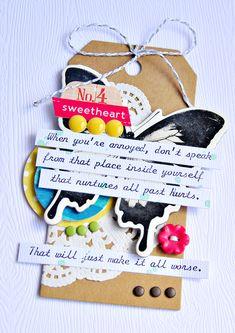 card inspir, gift tag, crate paper, sasha farina, scrapbook, quot, diy
