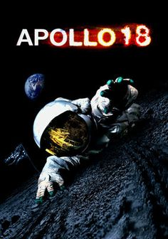 """Apollo 18 is about a fictional 18th mission to the moon. Officially of course there were only 17 missions but the government covered up this """"secret"""" mission because of what the astronauts would find, that USSR has gone to the moon and strange things happened to them. They used film technique to match the period footage but I didn't believe it for moment. I was hoping for something more but it didn't deliver."""