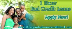 Customized 1 Hour Bad Credit Loans.....
