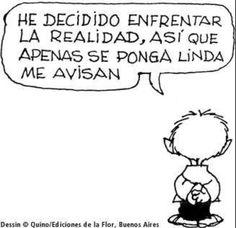 #Felipe #Mafalda #realidad @quino