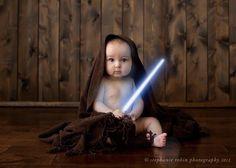 Baby Jedi.