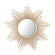 Golden Sunlight Mirror, 28x28   Kirkland's - $60