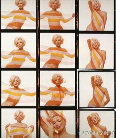Marilyn Monroe Stern Shoot Last Sitting