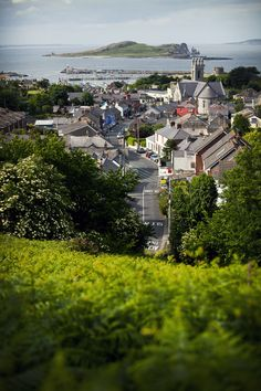 My hometown of Howth...
