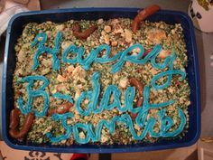 kitti litter, box cake, cakes, boxes, litter cake