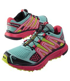 Road/trail running shoes