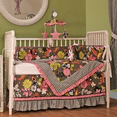 This is cute for a baby girls nursery
