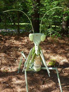 Marvin the Mantis from Garden Junk forum on GardenWeb.com