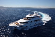 The Filippetti Navetta 30 'Gatsby' Superyacht