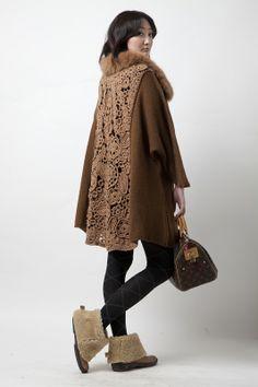 #crochet  crochet jacket #2dayslook #crochetfashionjacket   www.2dayslook.com