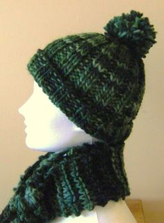 Herbal Garden Hat by AJoyfulCreation on Etsy, $15.00