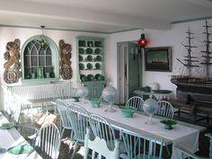 Beauport: Sleeper-McCann House in Gloucester MA by Boston Runner, via Flickr