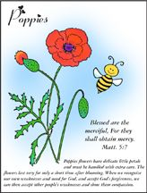 Bible Verse Coloring Sheet for Sunday School from www.daniellesplace.com