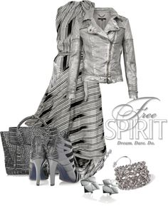 """Free Spirit"" by flowerchild805 ❤ liked on Polyvore"