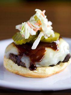 Bobby Flay's BBQ Burgers