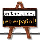 Oxfam's Cool Planet - On the Line Spanish Activity