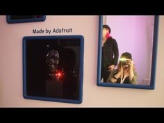 Made by Adafruit at the #madewithcode event! - YouTube wearabl electron, madewithcod event