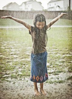 let the rain come down
