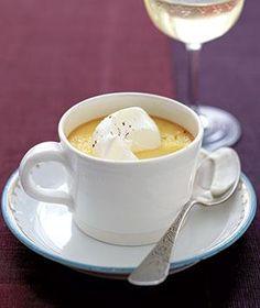 Eggnog Custard recipe