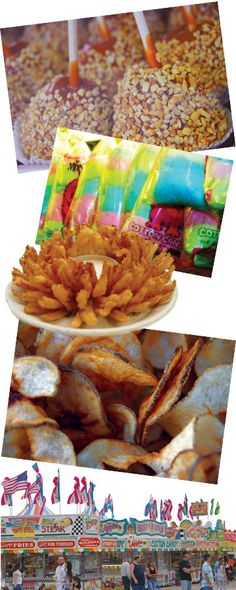 Yummylicious Fair Food | South Florida Fair