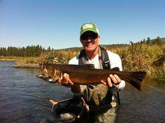 Conway Bowman | Fishing | Bull Trout fish sunglass, sunglass outdoor